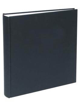 fotoalbum-fotodoos-textiel-kleefalbum-zwart-linnen-100-bladzijden