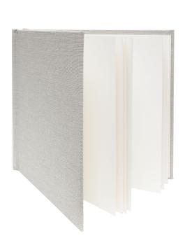 wanddecoratie-leder-of-kunstleder-kleefalbum-met-kaft-in-grijs-linnen