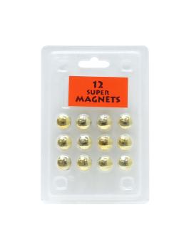 magneetbord-en-magneten-kunststof-12-magneten-goud-blister