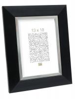 fotokader-kunststof-fotolijst-zwart-met-zilverbies-kunststof