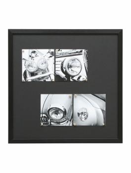 accessoires-en-diversen-kunststof-magneetbord-zwart-met-goudkleurige-magneten-8st-voor-30x40-en-40x50-10st-voor-50x50cm