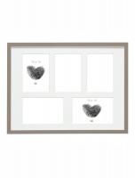fotokader-hout-pele-mele-grijs-met-wit-5-openingen-30x40cm