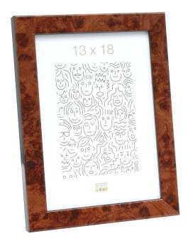 wanddecoratie-kunststof-smalle-kader-in-lichte-wortelhout-kleur