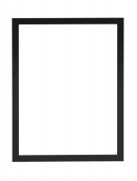 wanddecoratie-kunststof-kader-voor-canvas-in-zwart