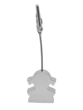 accessoires-en-diversen-metaal-fotoclip-zilver-meisje