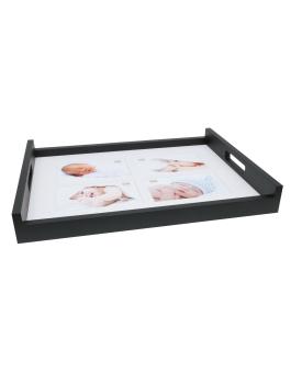 accessoires-en-diversen-hout-dienblad-zwart-4x-10x15cm