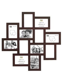 fotokader-hout-multifotolijst-bruin-12x-10x15