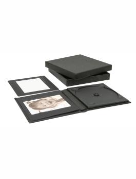fotoalbum-fotodoos-leder-of-kunstleder-dvd-en-foto-opbergbox-zwart