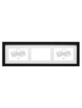 fotokader-hout-fotokader-zwart-3-fotos-horizontaal