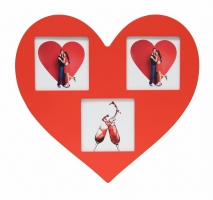 fun-deco-hout-multifotolijst-rood-in-hartvorm3x10x10-32x30