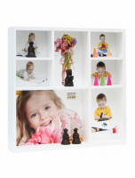 fun-deco-hout-foto-verzamelbox-wit-voor-7-fotos-30x30cm