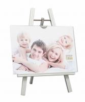 fun-deco-metaal-schildersezel-zilver-met-fotolijst