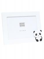 wanddecoratie-hout-fotokader-in-wit-met-panda