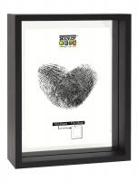 wanddecoratie-hout-glaskader-in-zwart-hout-met-zwevend-foto-effect