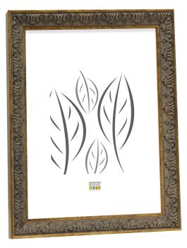 fotokader-kunststof-fotokader-goud-grijs-ornament-kunststof