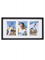 fotokader-hout-basic-zwart-hoog-profiel-voor-3-fotos-10x15cm-hout-20x40cm