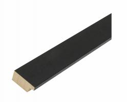 fotokader-hout-basic-breed-zwart-hout
