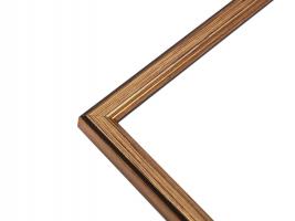 wanddecoratie-hout-goudkleurige-houten-fotokader
