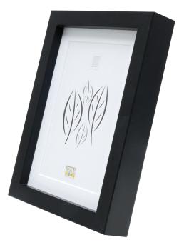 fotokader-basic-zwart-hoog-profiel-in-hout-mdf-met-passepartout