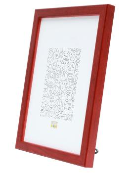 fotokader-hout-rood-smalle-lijst-in-hout