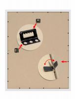 fotokader-kunststof-pele-mele-zilver-voor-8-fotos-met-kartonnen-pptt