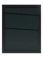 wanddecoratie-hout-fotolijst-handgeschilderd-in-zilverkleur-mat-glas