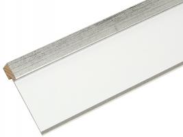 kader-met-passepartout-antiek-zilver-14mm-breed