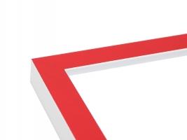 fotokader-hout-fotokader-rood-met-wit-hout