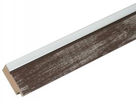 fotokader-hout-fotokader-hout-bruin-met-zilverrand