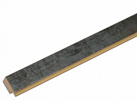 hout-fotokader-met-biesje-zwart-met-zilver