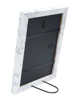 wanddecoratie-hout-moderne-fotokader-in-marmer-look
