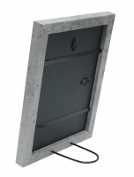wanddecoratie-hout-moderne-fotokader-in-beton-look