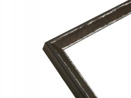 fotokader-kunststof-fotokader-in-zwart-met-zilverkleurig-biesje