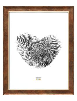 wanddecoratie-houten-fotokader-in-goudkleur-mat-glas
