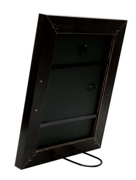 fotokader-hout-zwarte-houten-kader-met-zilverkleurig-biesje
