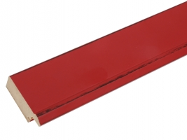 fotokader-hout-fotokader-in-rood-geschilderd