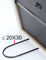 fotokader-hout-kader-in-combinatie-van-zwart-met-zilver