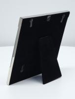 wanddecoratie-metaal-fotokader-in-glanzend-zilver-met-tekst-love