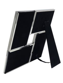 wanddecoratie-metaal-multifotolijst-in-glanzende-zilverkleur-voor-4-fotos