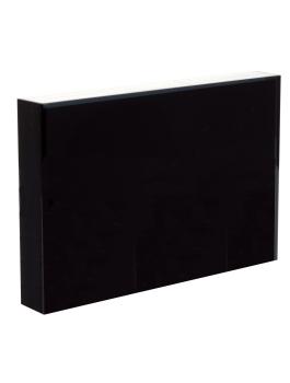 wanddecoratie-kunststof-transparante-blokkader-met-zwarte-rug