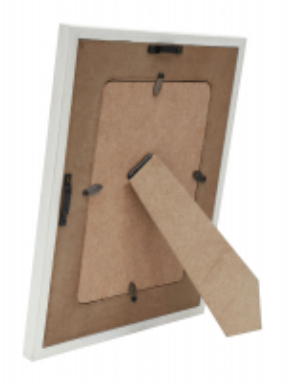 wanddecoratie-hout-kader-in-wit-met-houten-passe-partout