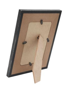 wanddecoratie-hout-kader-in-zwart-met-houten-passe-partout