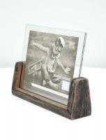 wanddecoratie-hout-zwart-geschilderde-fotohouder-voor-1-horizontale-foto