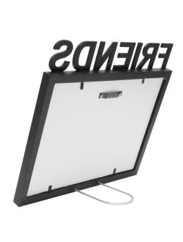 fotokader-hout-zwarte-kader-voor-2-fotos-friends