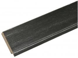fotokader-hout-zwart-geschilderd-met-zilver
