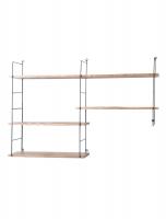 wanddecoratie-metaal-groot-wandrek-in-metaal-met-hout