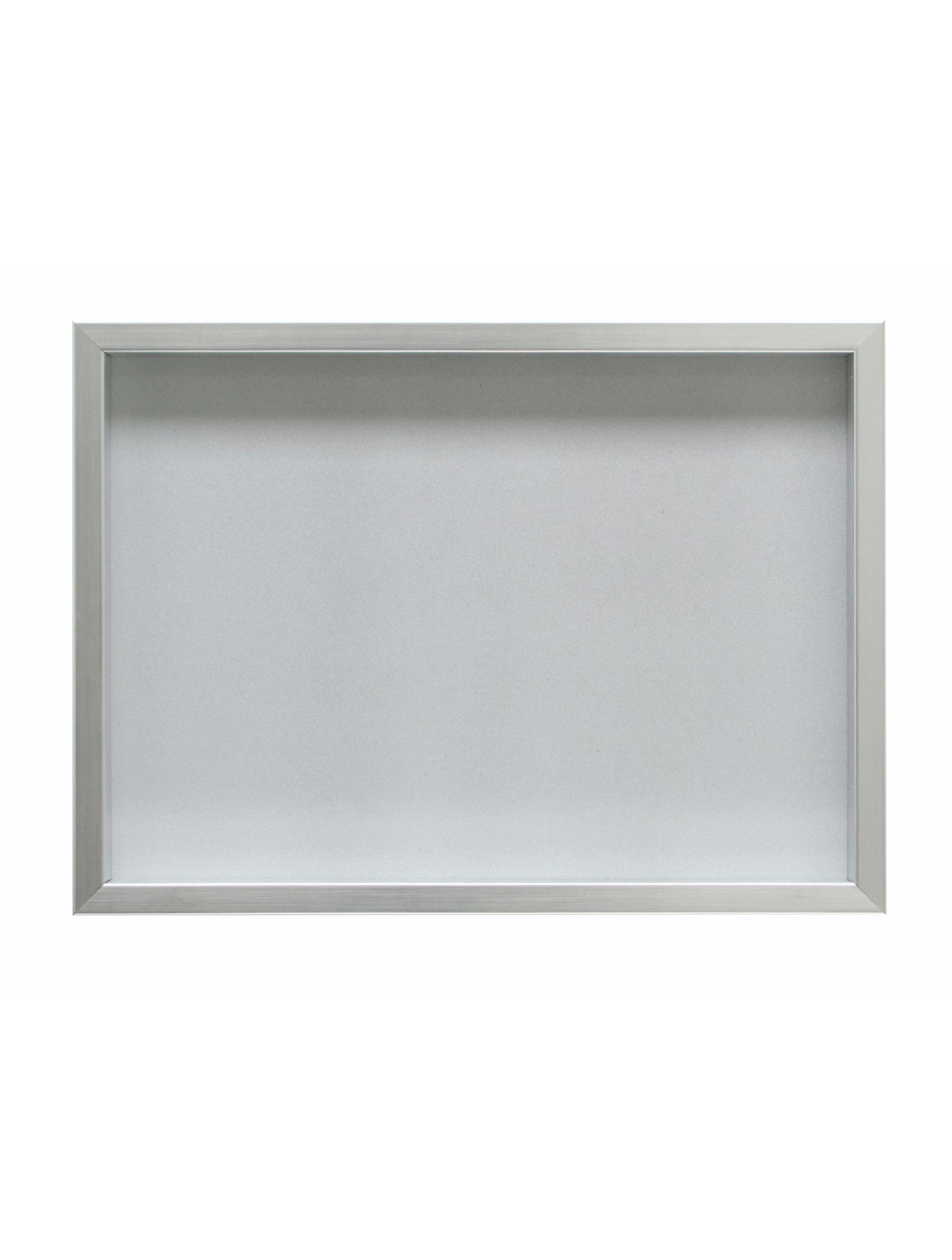 kader voor canvas, zilver S40TD3
