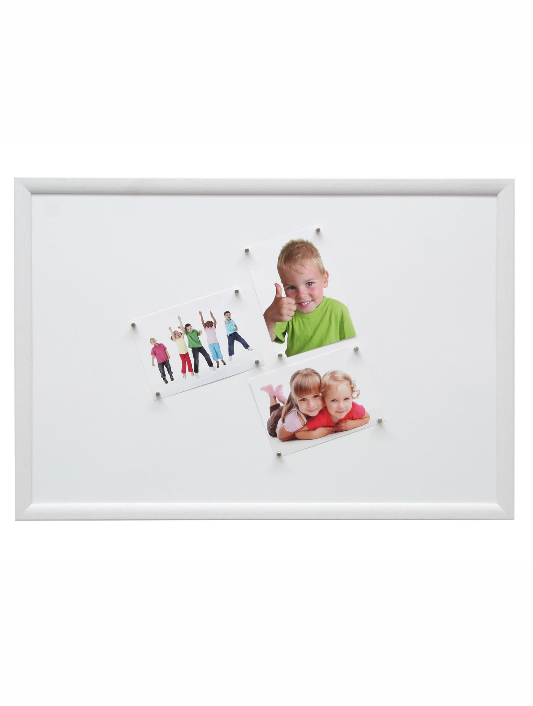 Magneetbord wit schilderlook, S54SF1 S54ST2