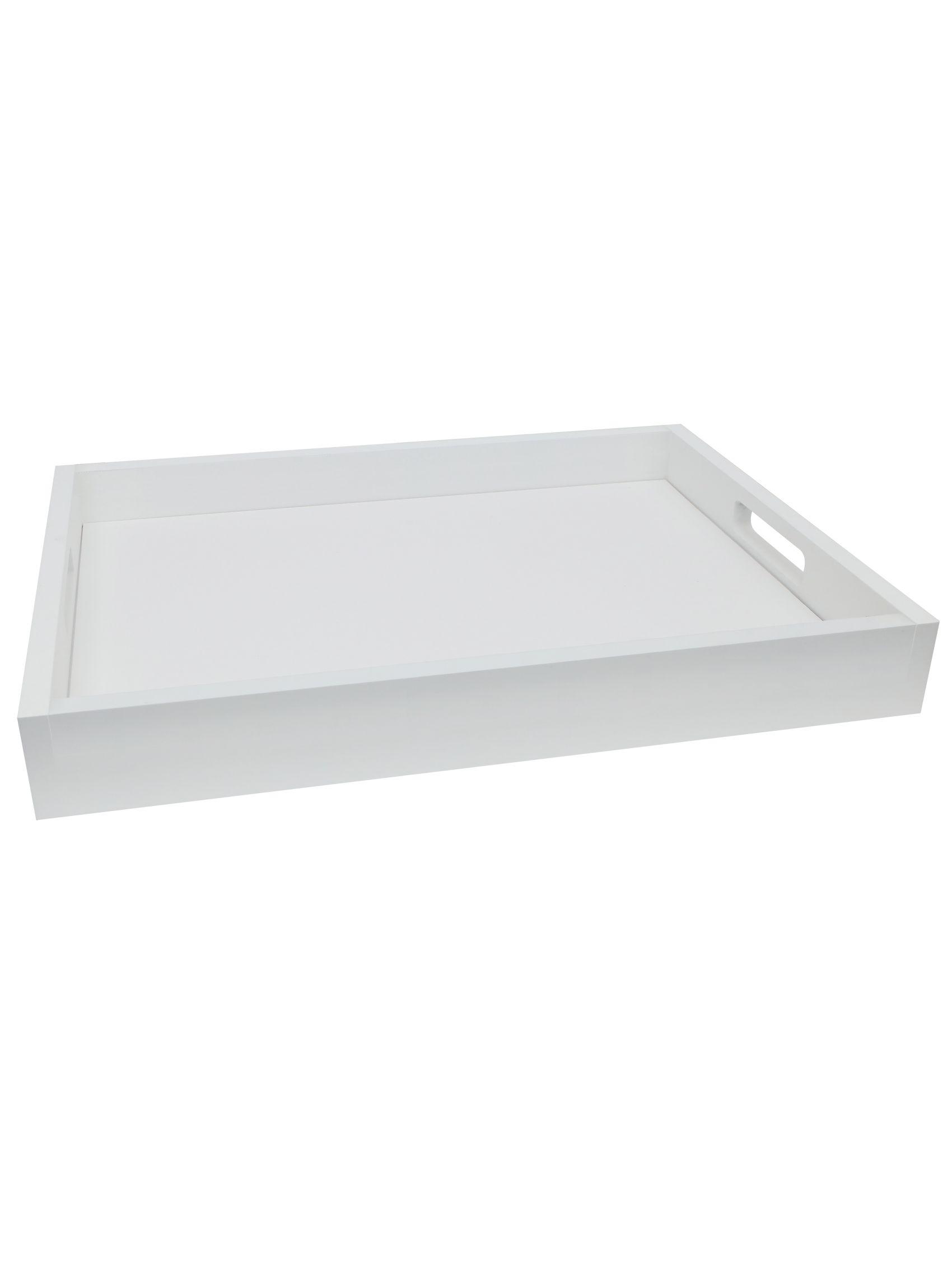 dienblad wit hout S65DE1 E