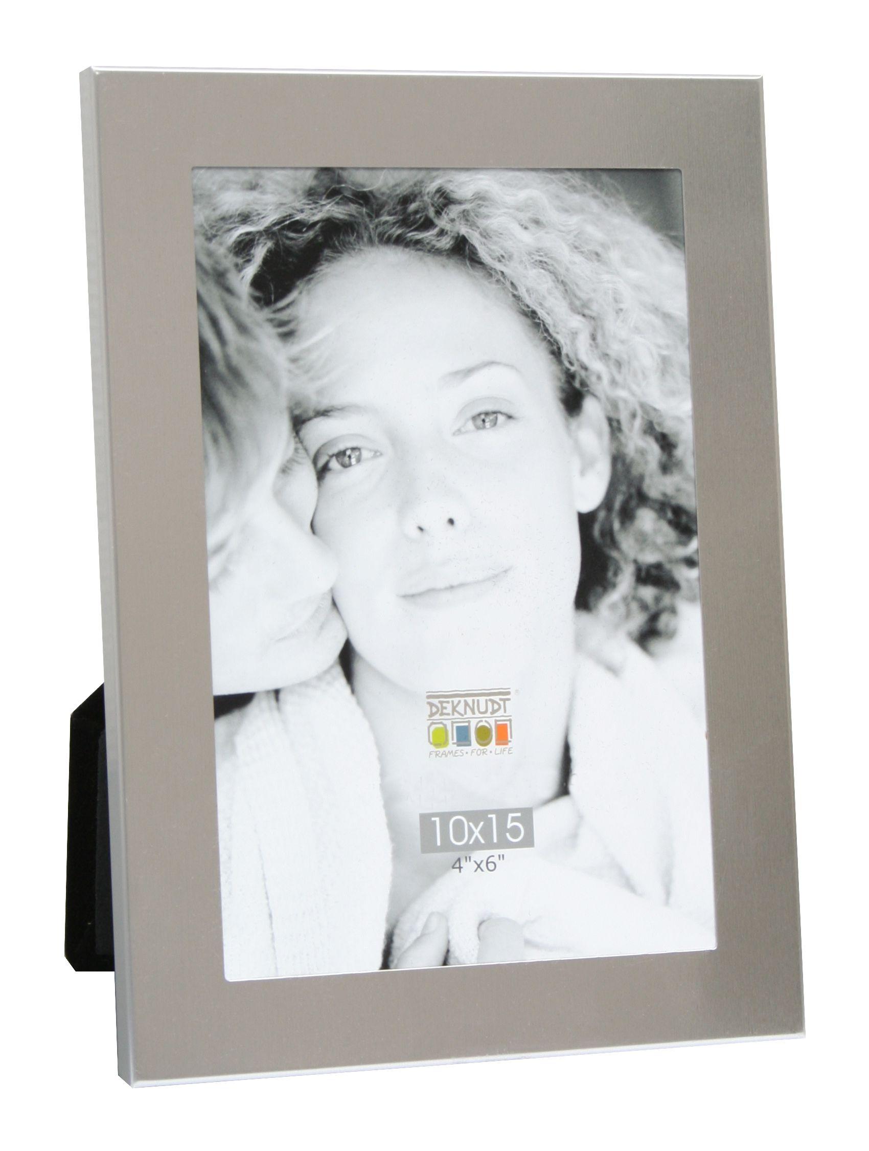 aluminium fotolijst,      zilverkleur S65RP1